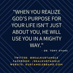 God's Purpose-Kurt Angle Official Blog